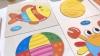 Jouet pour bébé puzzle animaux en bois (lot de 6pcs)