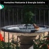 Fontaine à eau de jardin
